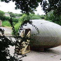 Exbury Egg in Burnley Photo: David Redfern