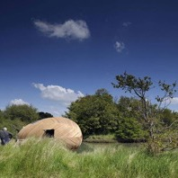 Exbury Egg, Beaulieu River, Exbury Estate, Hampshire, 2014